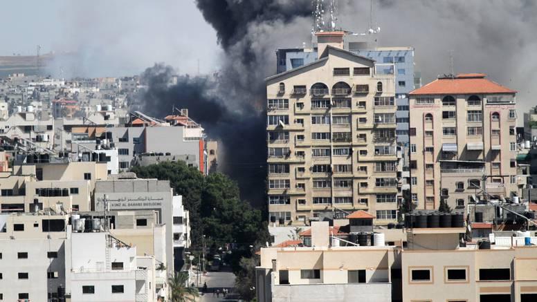Izrael bombardirao kuću jednog od Hamasovih vođa u Gazi
