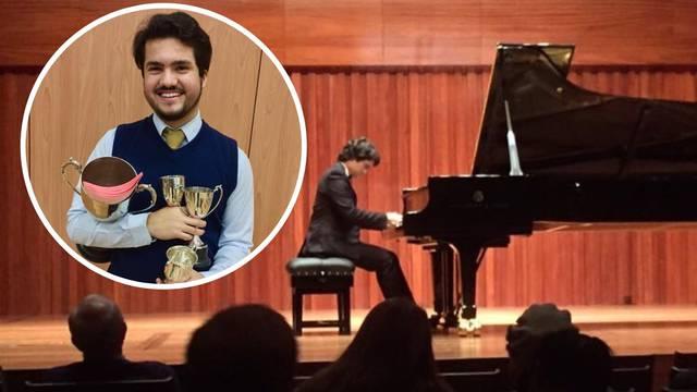 'Naučio sam svirati klavir bez klavira - na komadiću papira'