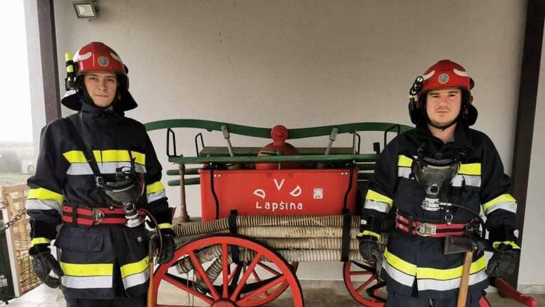 Vatrogasci trčali za 'Kolibriće': S dišnim aparatima na sebi istrčali su punih 666 stepenica!