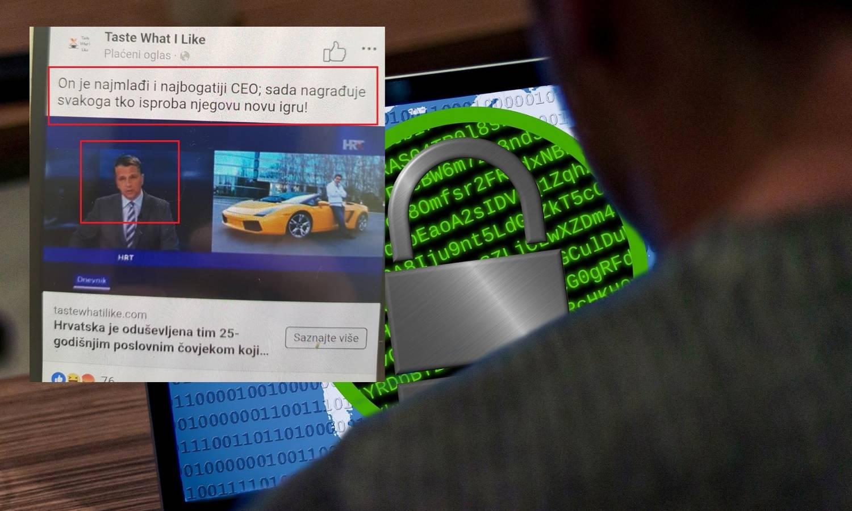 Prijevare na Facebooku: Lažni članci navlače na opasne igre