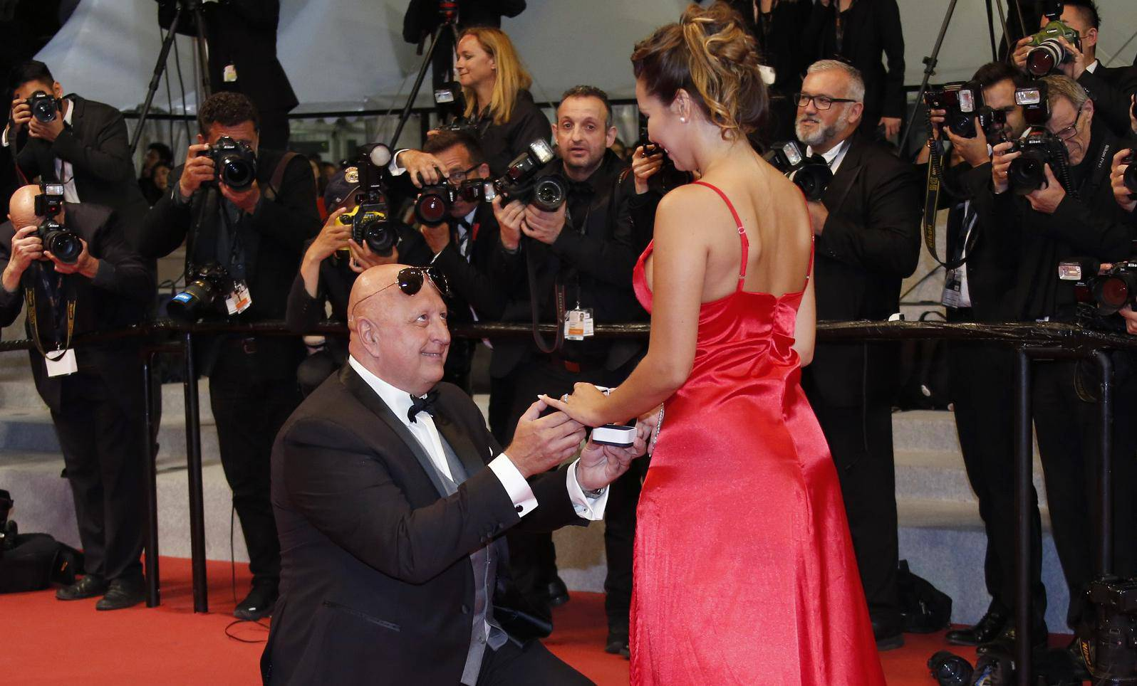 """72nd Cannes Film Festival - Screening of the film """"Mektoub My Love: Intermezzo"""" in competition - Red Carpet Arrivals"""