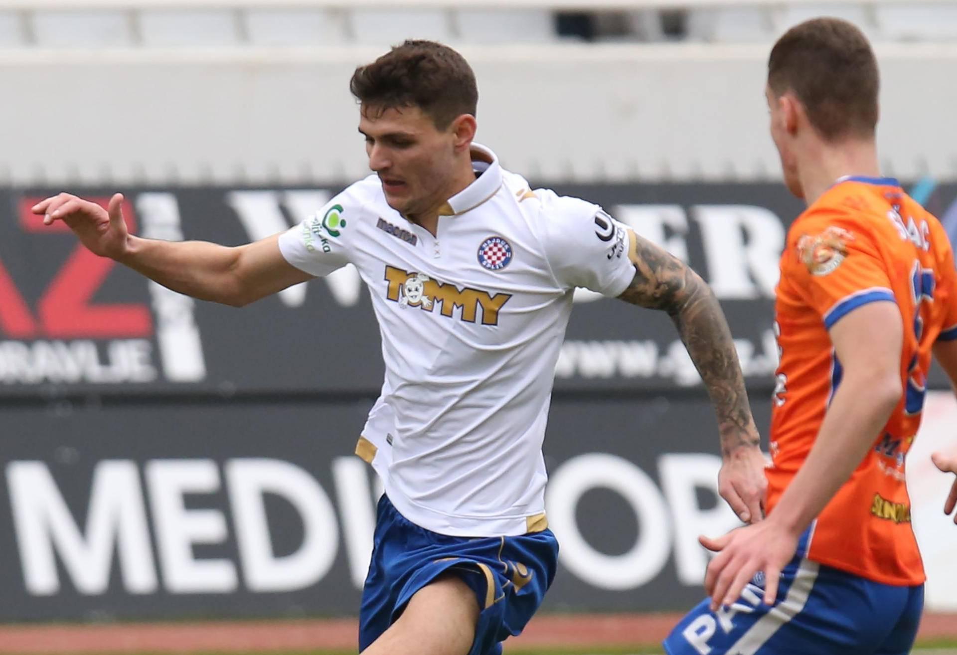 Hajdukov junak iz Sofije: Svoj gol posvećujem pokojnom djedu