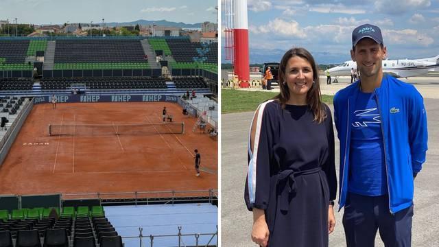 Đoković je stigao u Zadar: Tu će ovih dana biti centar svijeta