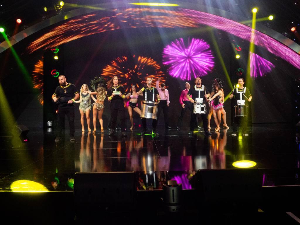 Izazvala pomutnju: Valentina Walme plesala u Supertalentu