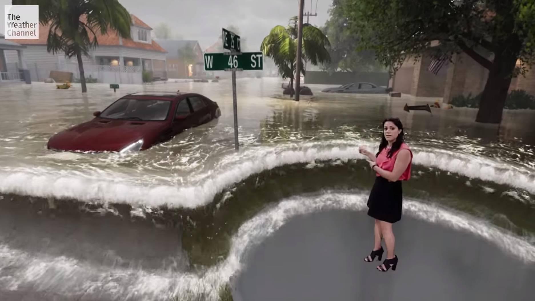 'Evakuirajte se dok možete jer nema šanse da ovo preživite!'