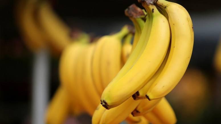 Znate li zašto banane na tržnici često vise u zraku - na špagi?