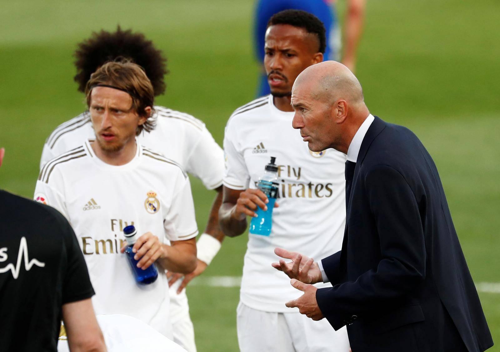 La Liga Santander - Real Madrid v Eibar