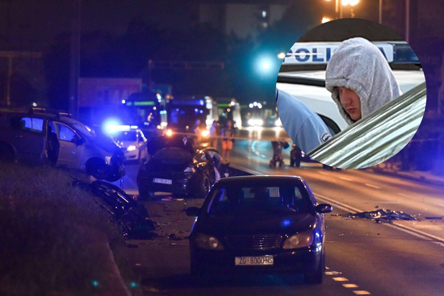 Kamenički je vozeći po Ilici Mercedes 195 km na sat skrivio prometnu i usmrtio dvije žene