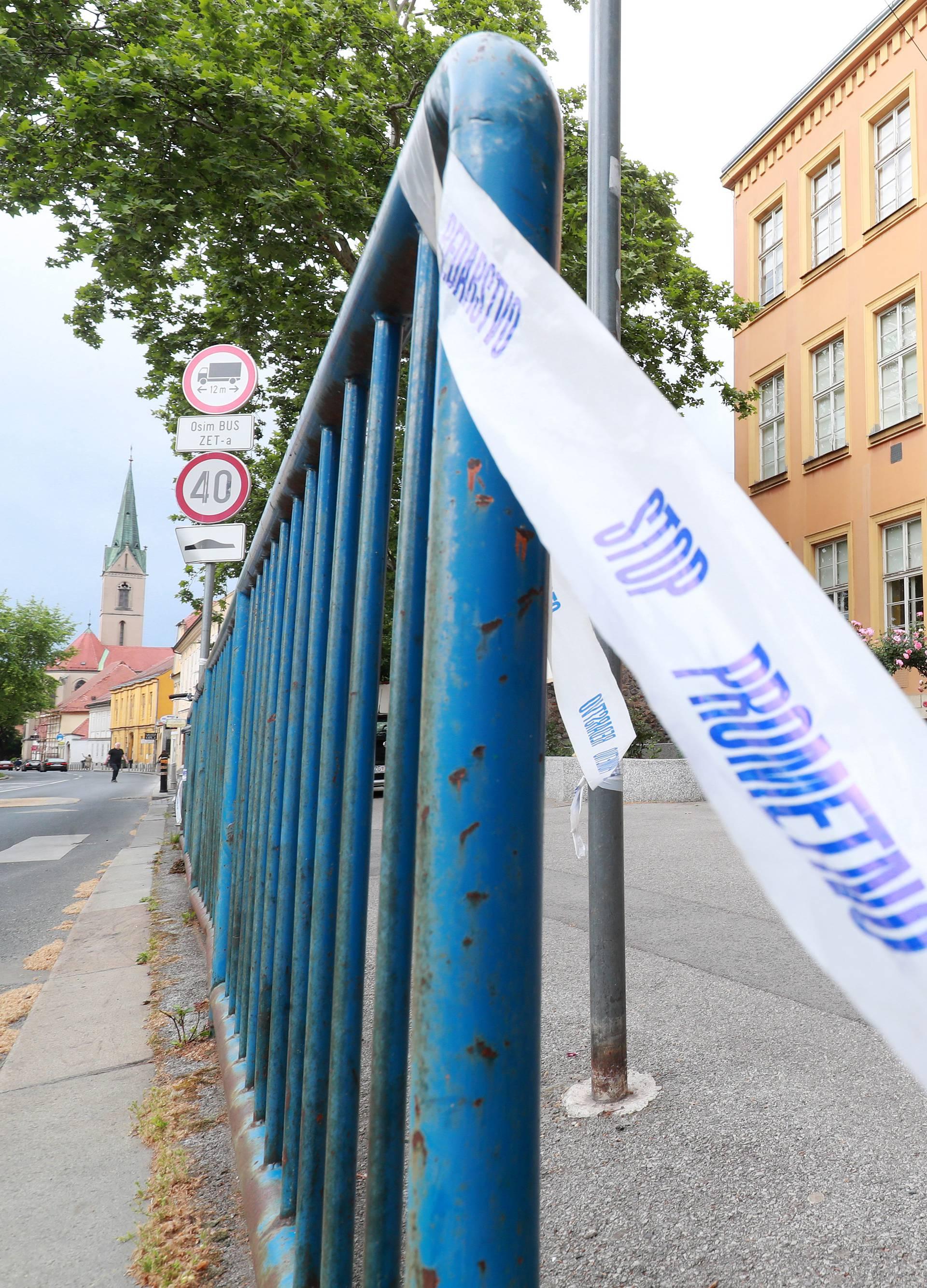 Zagreb: Zbog oštećenja od potresa OŠ Miroslava Krleže danas nije otvorila svoja vrata za učenike