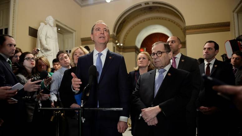 Započelo je suđenje Trumpu u Senatu koji 'drže' republikanci