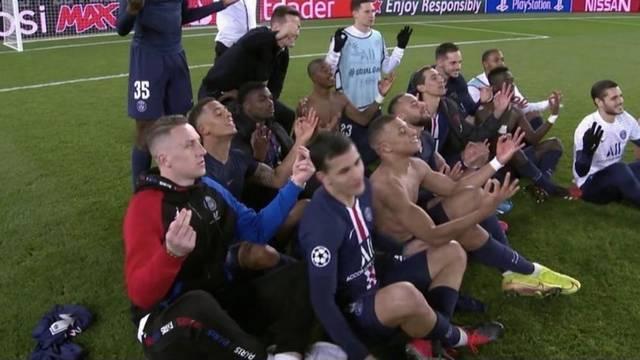 Uefa upozorila PSG: Pretjerali s navijačima ili 'meditacijom'?