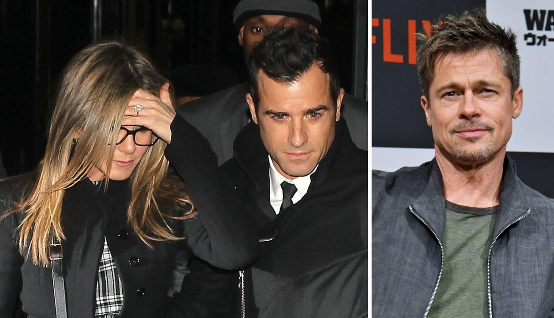 Aniston: 'Nije istina da mi je sada Brad rame za plakanje...'