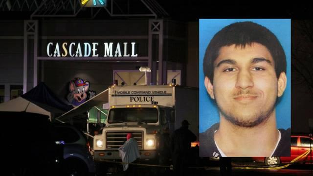 Ulovili napadača koji je ubio petero ljudi u šoping centru