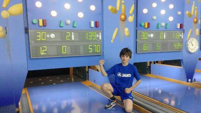 Čudo s Plitvica: S 11 godina Luka je najbolji kuglač svijeta
