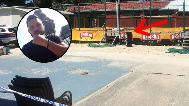 Smrt na trampolinu: Krivo spojen reflektor ubio mladića