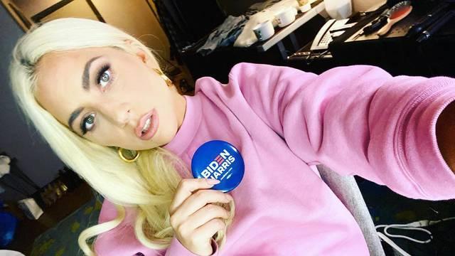 Lady GaGa nastupom podržala Joea Bidena u finišu kampanje