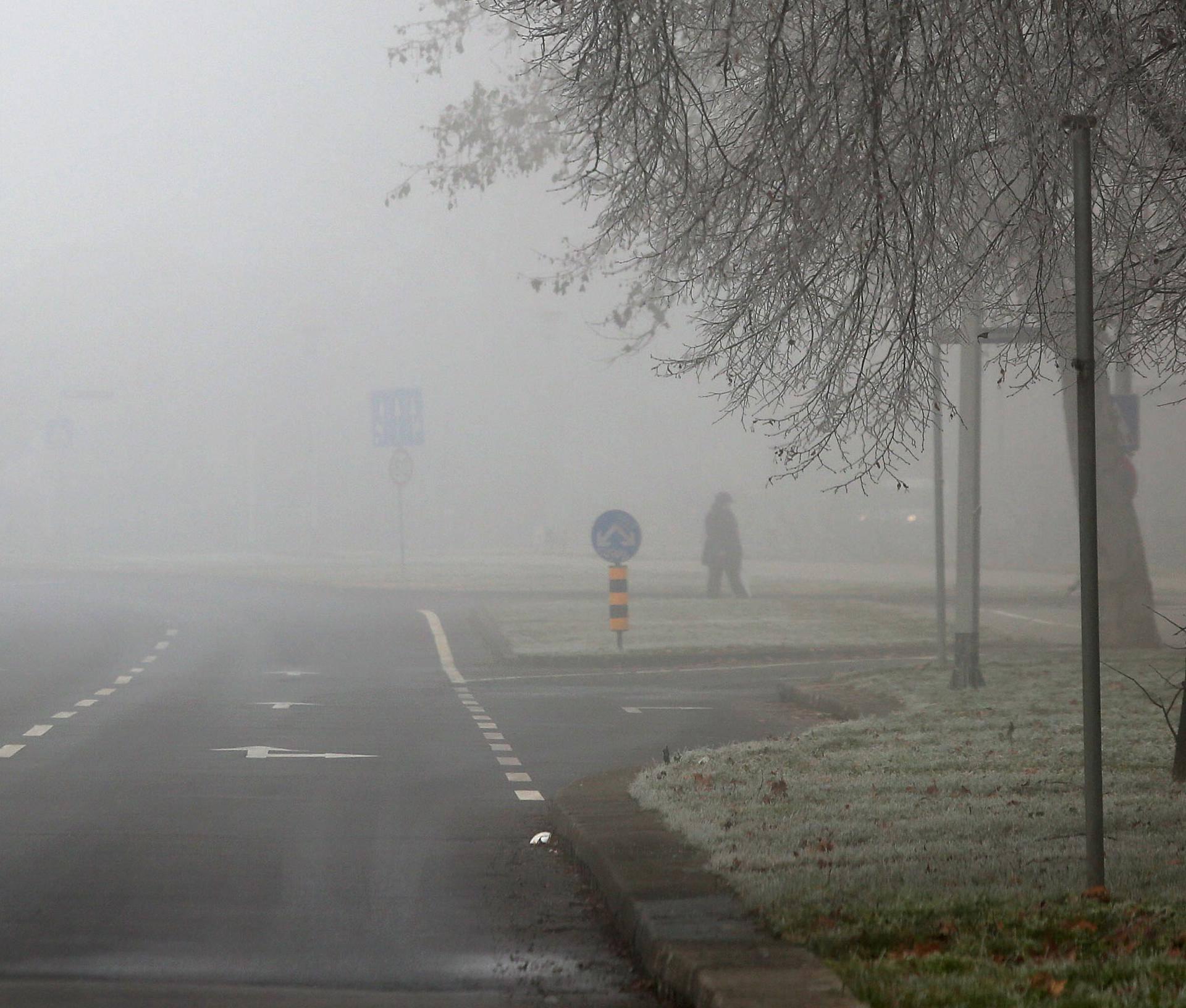 Zagreb: Zagađenje zraka u Dugavama