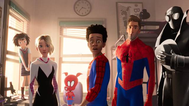 Da, novi Spider-Man možda je najbolji animirani film godine!