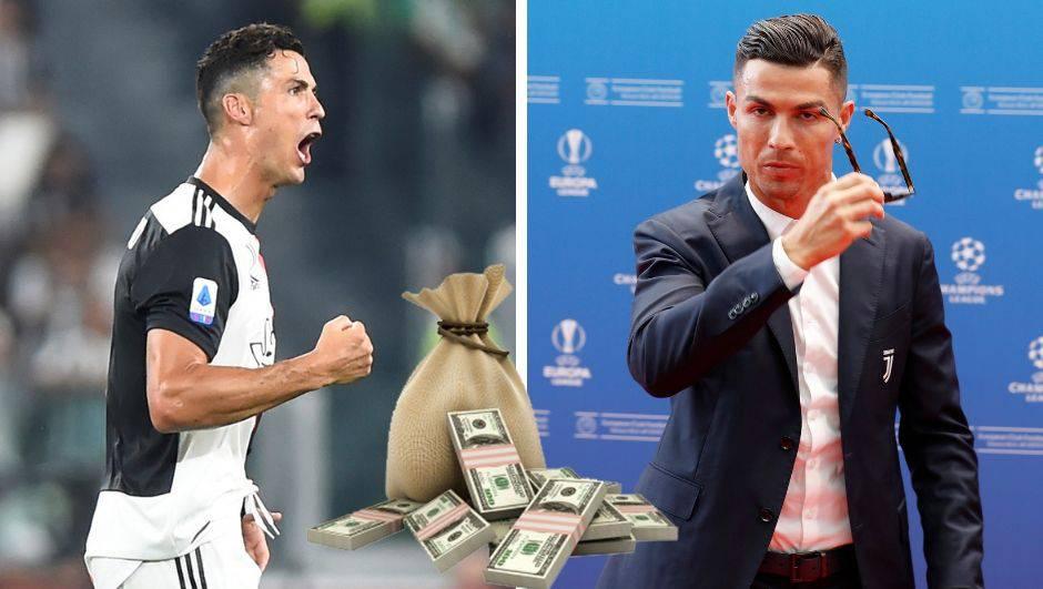 Iscurio Ronaldov ugovor: Ima najveći u povijesti nogometa