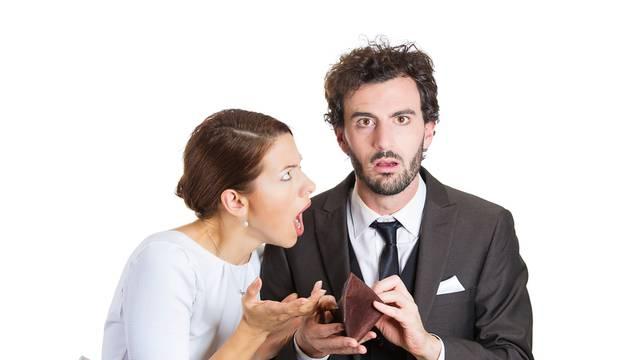 Kako preživjeti brak s financijski neodgovornom osobom?