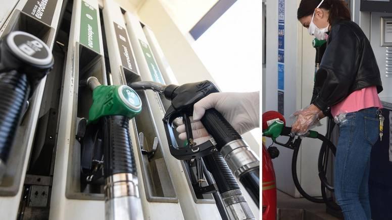 Nove rekordne cijene goriva: Dizel nikada nije bio skuplji