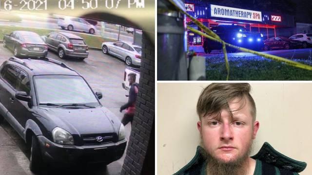 Ubojica osmero ljudi u tri salona za masažu u Atlanti priznao da je kriv: Čeka ga smrtna kazna?