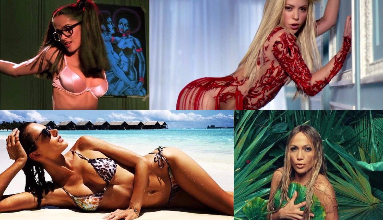 Njihove obline bacaju u trans: Ovo su najseksi latino ljepotice