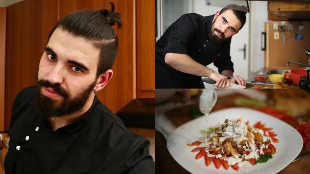 Rent a chef Domagoj: Dolazim na zabave i kuham po željama