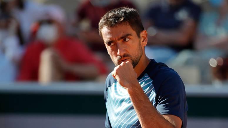 Čilić se mučio pa proradio: Ušao u 2. kolo gdje ga čeka - Federer