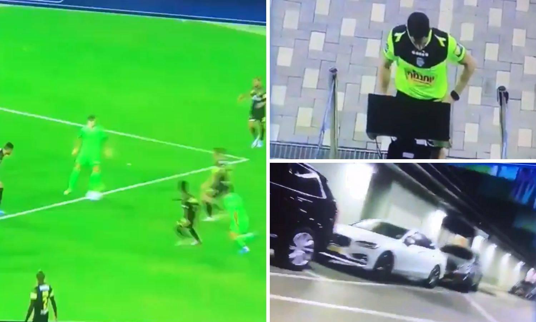 NestVARno: Umjesto penala, sudac gledao snimke parkinga!