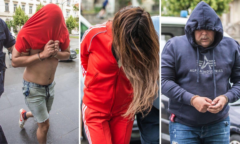 Ovo su narkodileri iz Osijeka koji su uhićeni u velikoj raciji