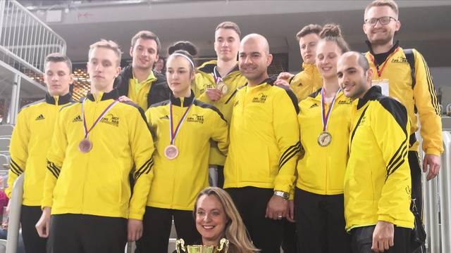 Sjajni taekwondoaši u Sloveniji: Jastreb osvojio treće mjesto