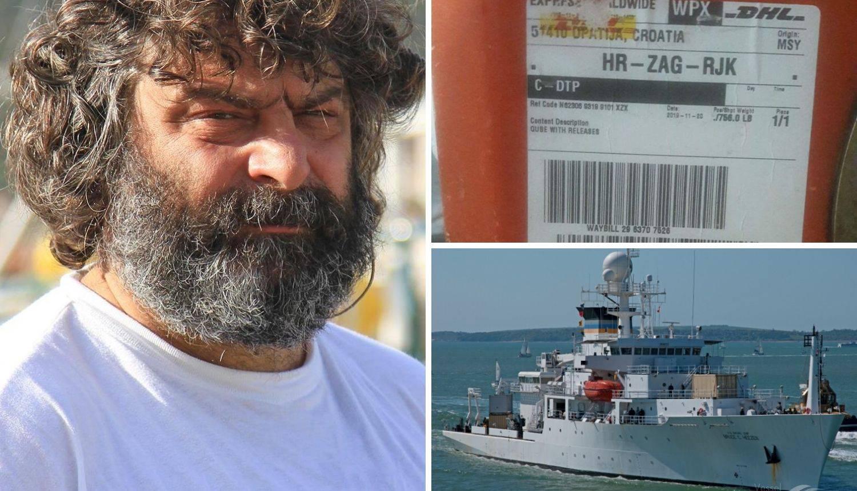 'Bacio sam ga u more i odvukli su ga. Nadoknadili su mi štetu'