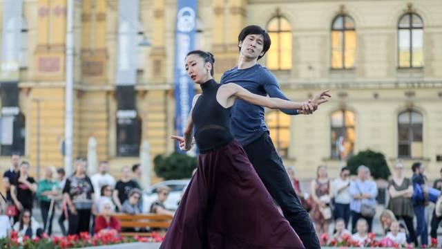 Zagreb: Program Balet u predvečerje u sklopu Ljetnih večeri HNK