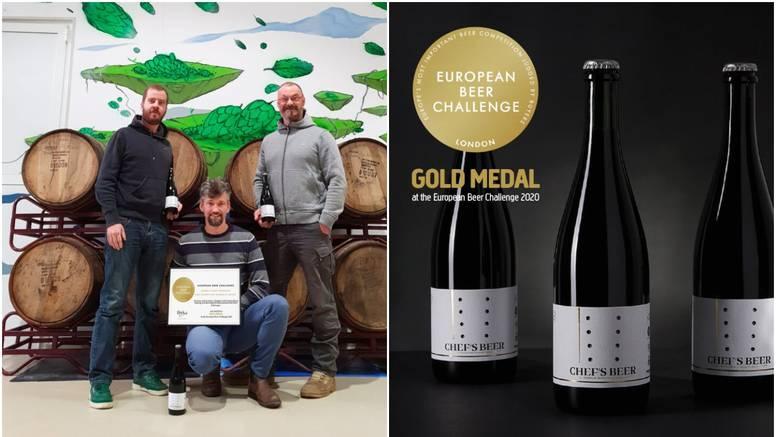 Hrvatsko craft pivo 'Chef's beer' dobilo je nagradu u Londonu