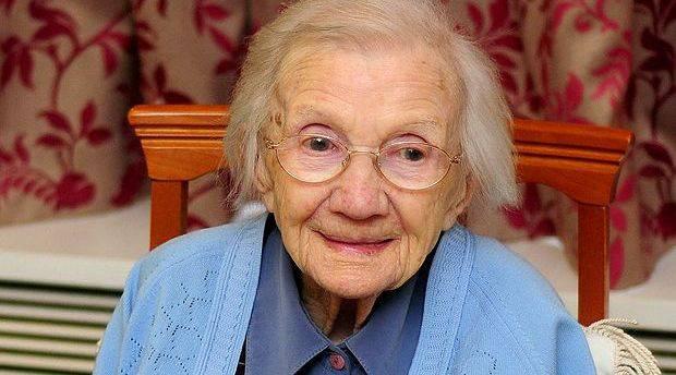 'Doživjela sam čak 109 godina jer sam se klonila muškaraca'