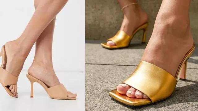U raznim bojama: Natikače s potpeticom koje idu na večernje haljine, ali i casual traperice
