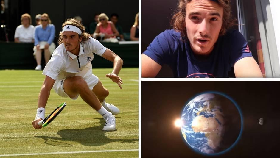 Mlada teniska zvijezda postala youtuber: Zemlja iz budućnosti