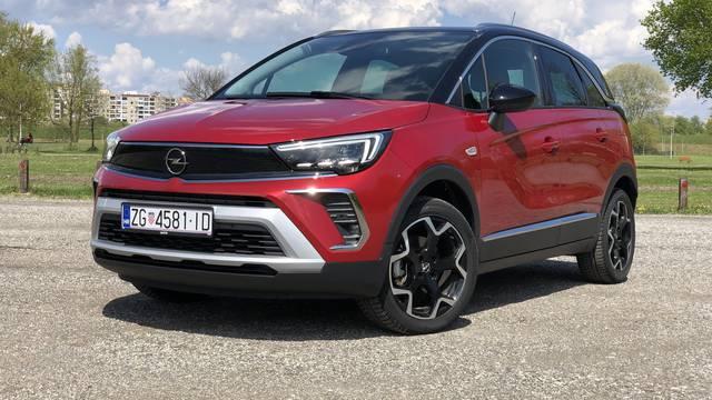 Redizajnirani Opel Crossland je bolji i upečatljiviji nego prije