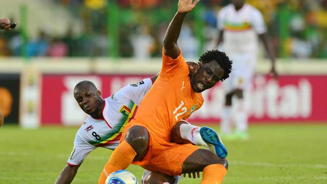 Soccer - 2015 Africa Cup of Nations Finals - Ivory Coast v Mali - Malabo Stadium