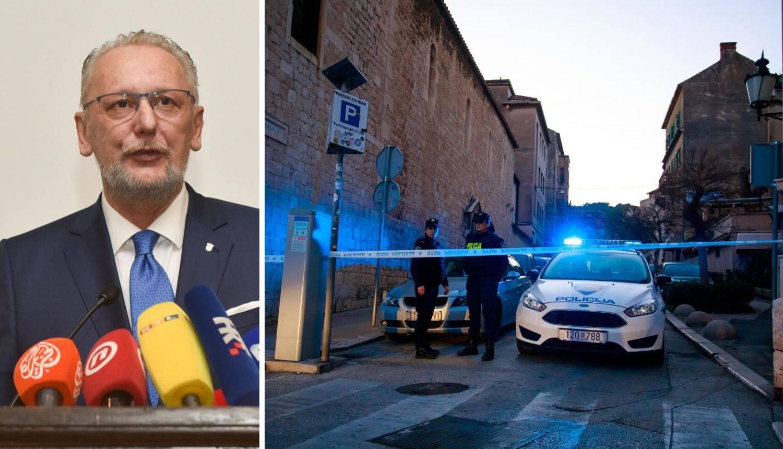 'Policija nije imala saznanja da su počinitelj i žrtve povezani'
