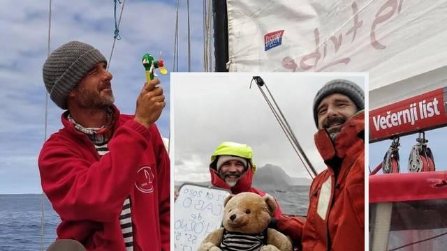 Bravo Saša i Nebojša! Osvojili su zloglasni rt Horn u Čileu