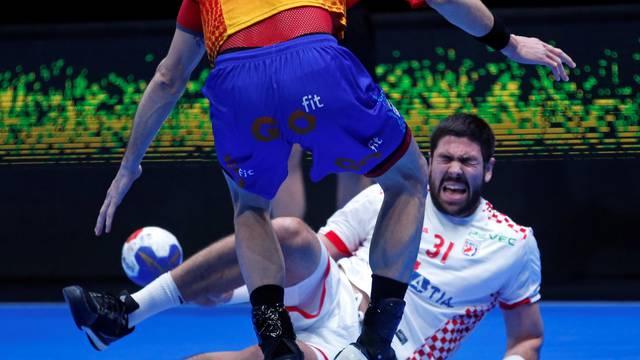 Men's Handball - Spain v Croatia - 2017 Men's World Championship, Quarter-Finals
