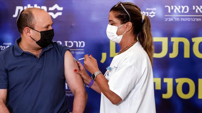 Premijer Izraela primio je treću dozu cjepiva: Cijepite se, mogli bismo izbjeći četvrto zatvaranje