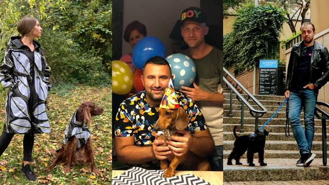 Naši modni dizajneri i njihovi psi: Nerazdvojni su, a neki i dizajniraju robicu za njih
