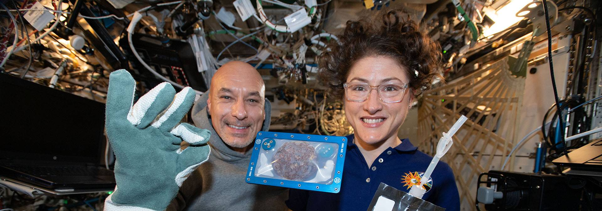 Astronauti u svemiru ispekli kekse, još ih nitko nije probao
