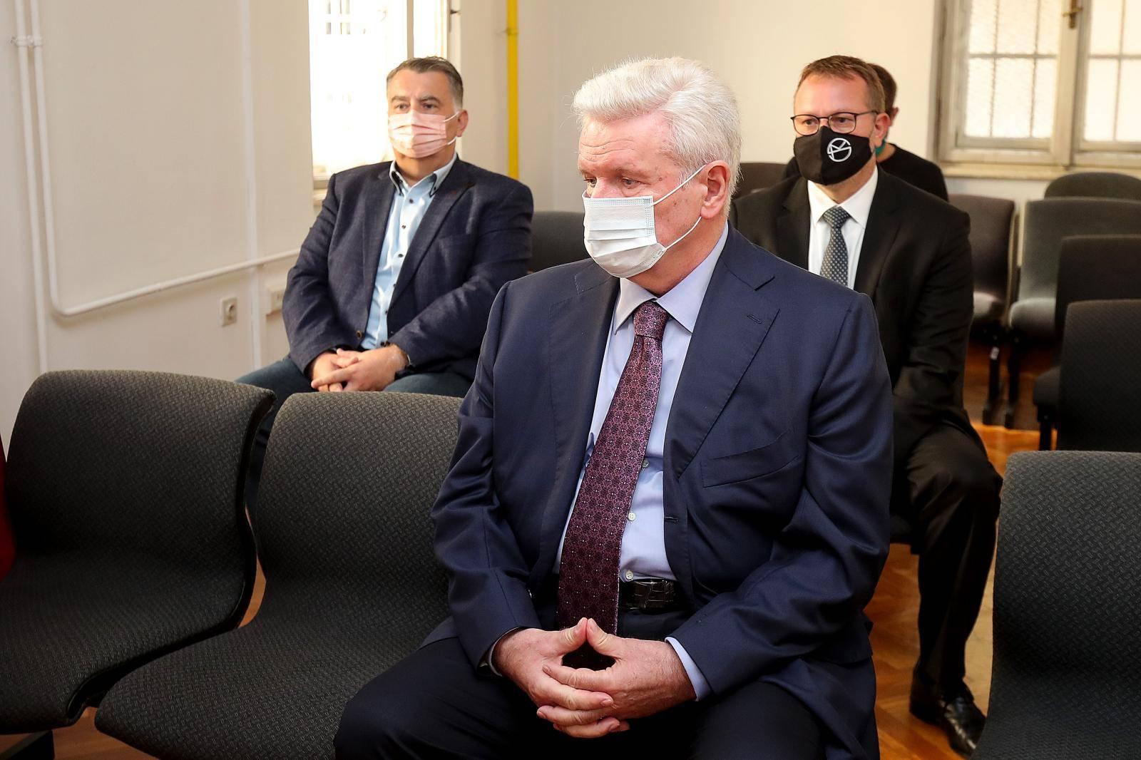 Zagreb: Ivica Todorić na suđenju za Agrokor uz nove svjedoke