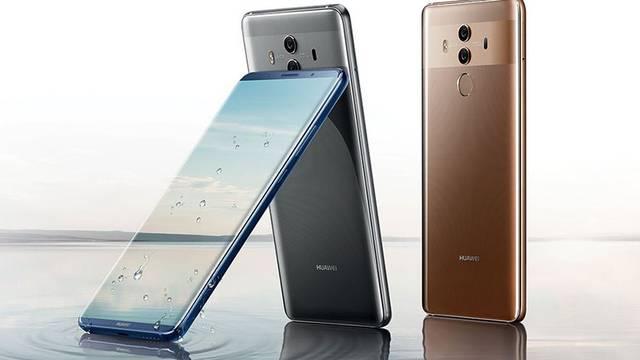Umjetna inteligencija na dlanu uz Huawei Mate10 Pro