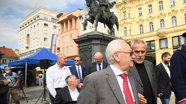 Bviši ruski veleposlanik Azimov: 'Bandić je bio legenda Zagreba, trebalo bi mu dići spomenik'