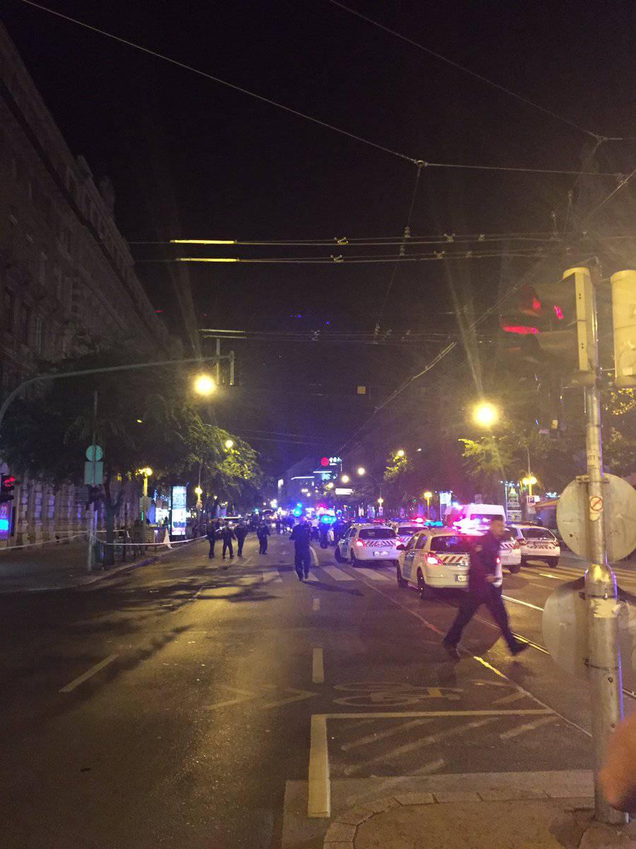 Budimpešta: Naprava kućne izrade prouzročila eksploziju